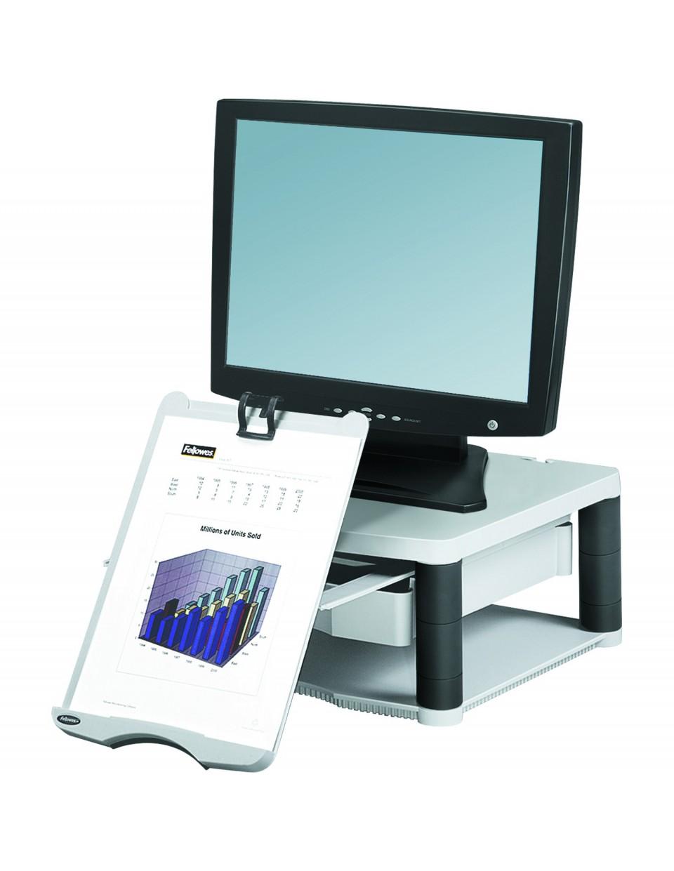Postolje za monitor Premium Plus-Platinum Fellowes