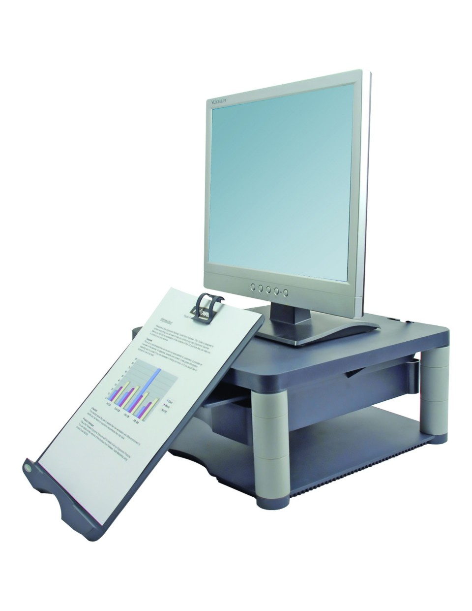 Postolje za monitor Premium Plus-Grafit Fellowes
