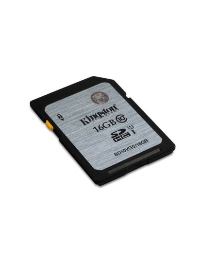 Memorijska kartica Kingston SD 16GB HC Class10 UHS-I