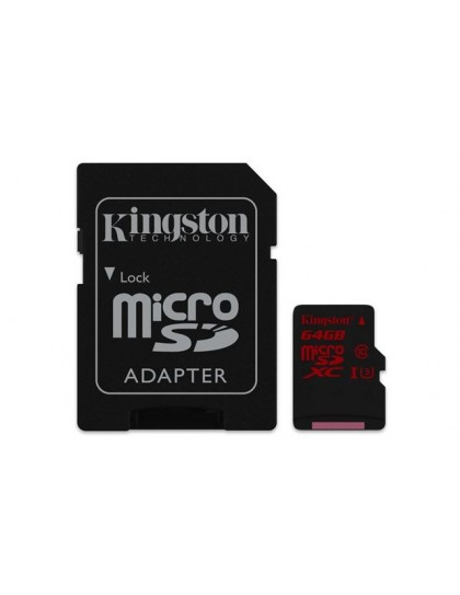 Memorijska kartica  Kingston SD MICRO 64GB HC Class 3