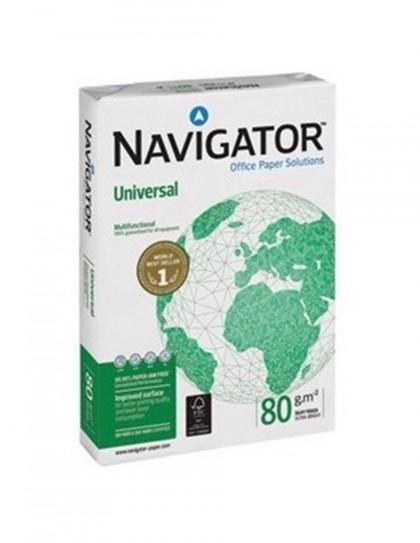Fotokopirni papir A4,  80 g/m2, 1/500 - Navigator Universal