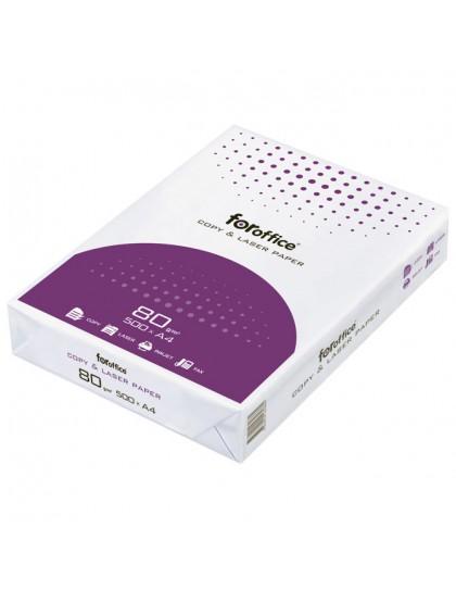 Fotokopirni papir A4, 80 g/m2, 1/500 - Copy ForOffice