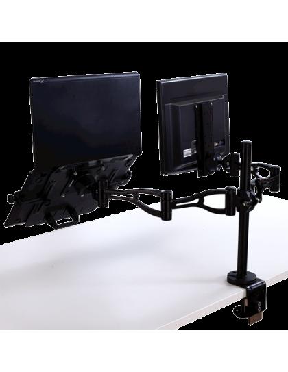 Držač monitora dvostruki