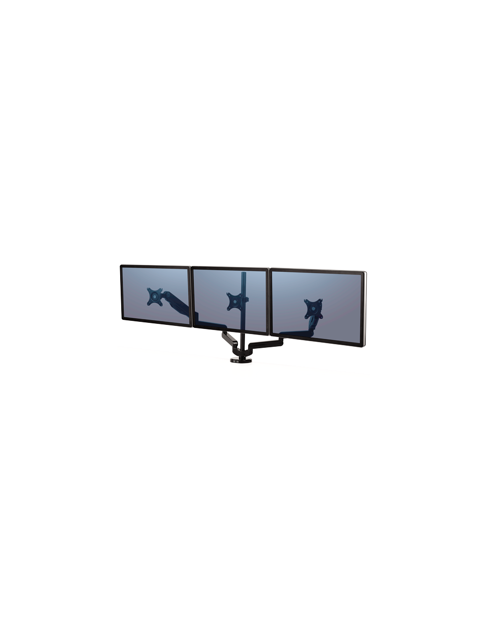 PLATINUM SERIES TRIPLE MONITOR ARM
