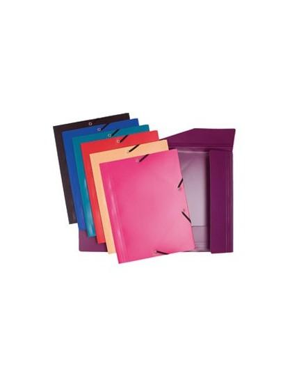 Plastični fascikl format A4 Exacompta