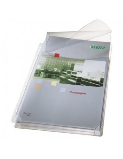 Fascikl uložni 'U', format A4 sjajni, za kataloge i veću količinu papira  - Leitz