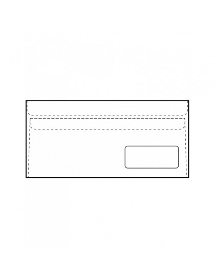 Kuverte american ABT set od 1000 komada