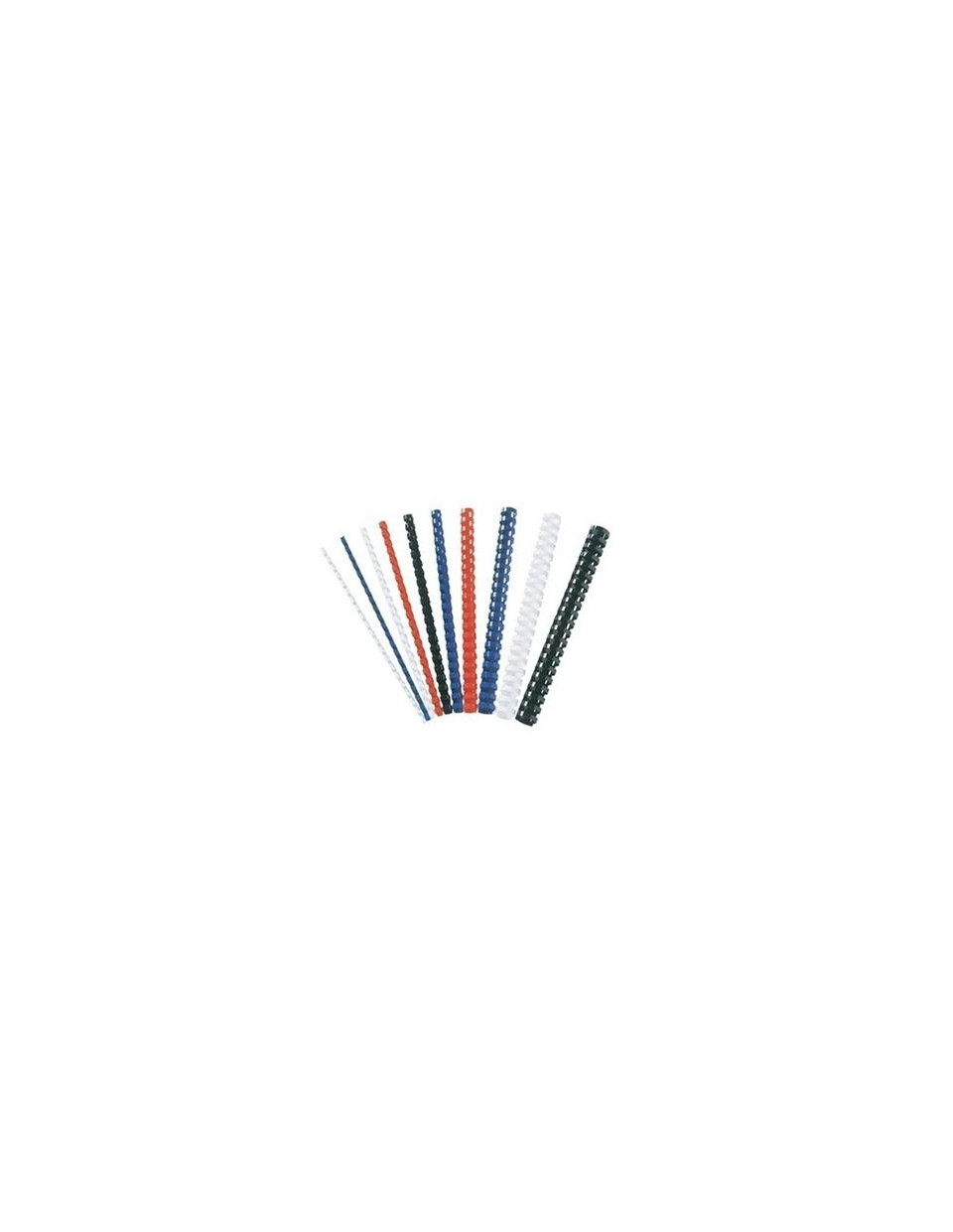 Plastične spirale 12 mm 100 pk Fellowes
