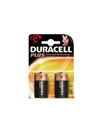 Baterija alkalna C Basic Duracell