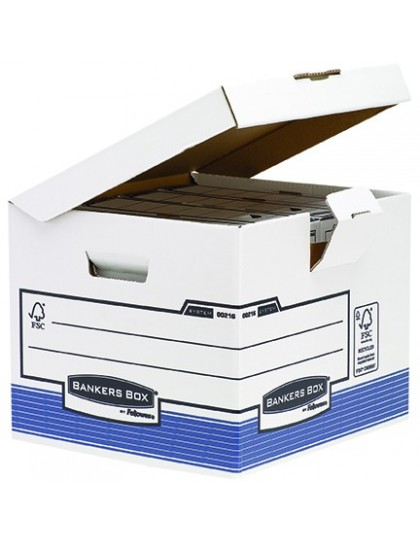 Kutija s poklopcem System Fellowes