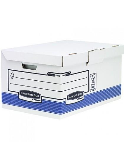 Kutija s poklopcem Maxi System  Fellowes 2 + 1 gratis