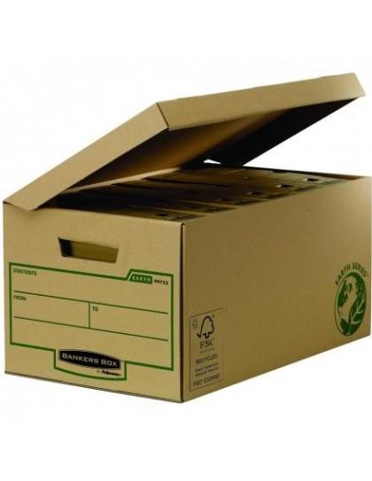 Kutija s poklopcem MAXI Earth Series Fellowes