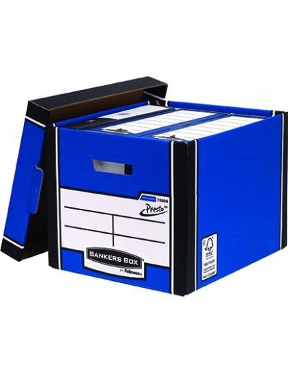 Kutija za arhiviranje Plava Premium Fellowes
